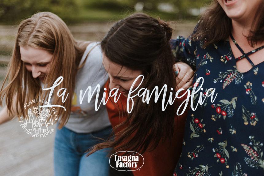 #LaMiaFamiglia