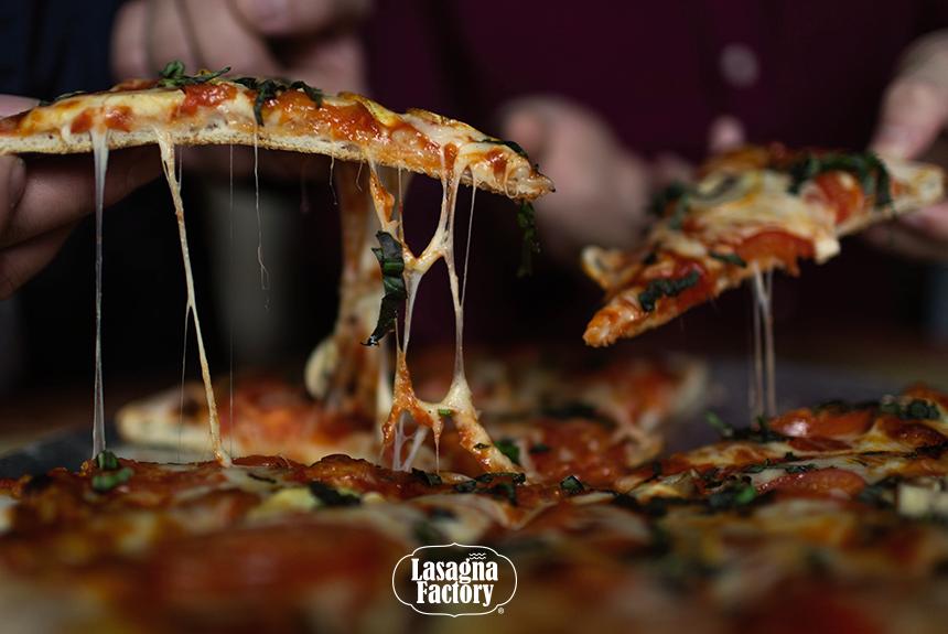 El espíritu de la pizza