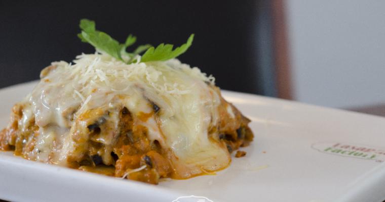 Historia de la Lasagna