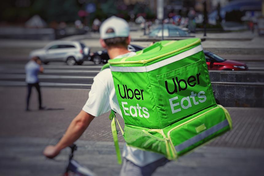 Las grandes ventajas de pedir por UberEats