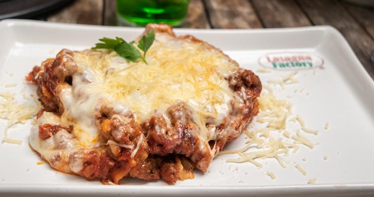 Lasagna en la cultura popular