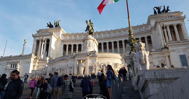 Roma es la ciudad más bonita